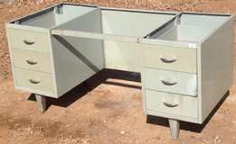 steel table base, for sale PRICED TO GO,