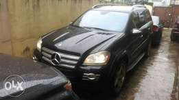 2009/2010 Mercedes-Benz GL550 SUV with AMG Kit **Neat Nigeria used **
