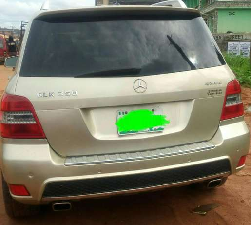 Mercedes Benz GLK350 standard numbered tokunbor Benin City - image 2