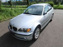 BMW 3series 320i model 2002 for sale