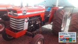 Second hand MF178 Tractor