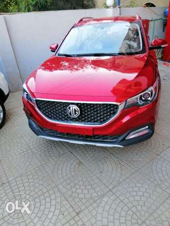 MG ZS . ام جي