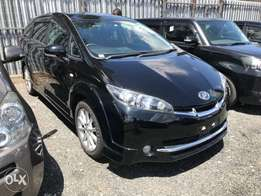 Toyota wish business class 2011 model 2000cc Valvematic