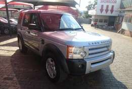 Land rover discovery3 tdv6 se
