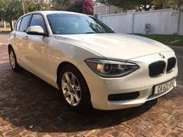 2013 BMW 116i Manual 43,000km