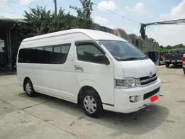 2010 Foreign Used Toyota, HiAce Diesel For Sale - KSh3,600,000