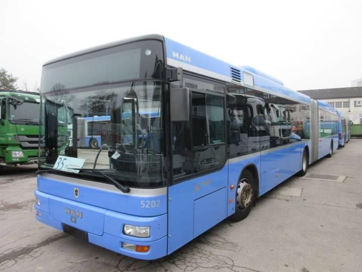 MAN A 23 / deutsches Fahrzeug - 2004