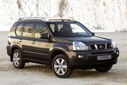 Nissan Xtrail For Hire at 6000 Per Day