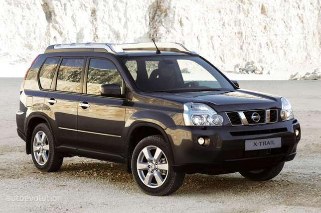 Nissan Xtrail For Hire at 5500 Per Day Langata - image 1