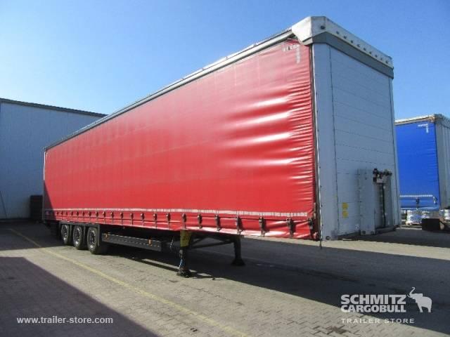 Schmitz Cargobull Curtainsider Mega - 2015