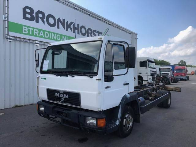 MAN 8.163 Chassis - Full Steel - 4788 - 1998