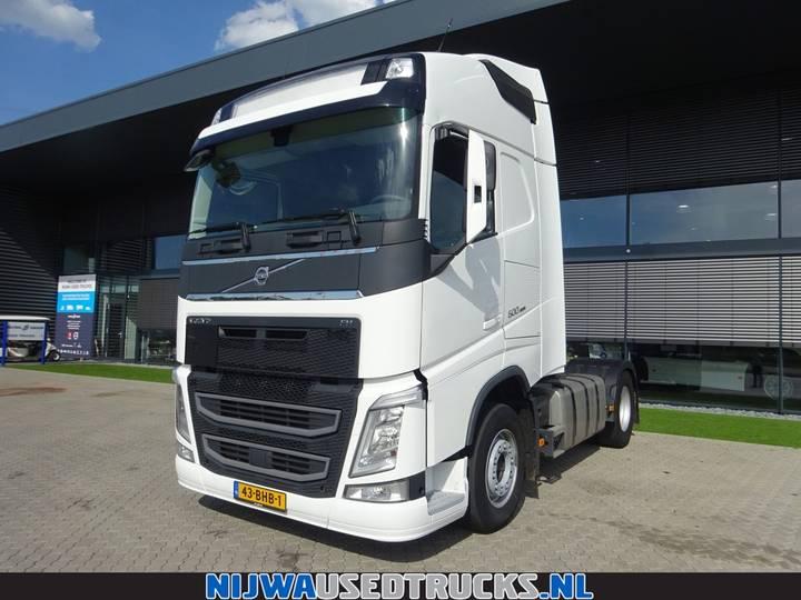 Volvo FH 500 LDWS +FCW - 2016