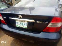 Well used Toyota Camry 2003