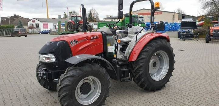 Case IH farmall 65a rops - 2019