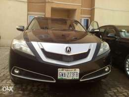 2010 Acura ZDX limited edition up for sale