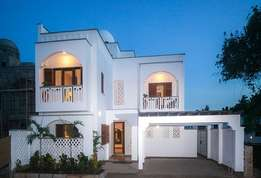 16 modern Swahili style luxury detached four bedroom villas