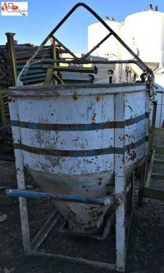 CUBO para hormigón concrete mixer