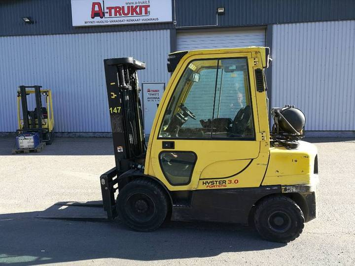 Hyster H3.0ft - 2006