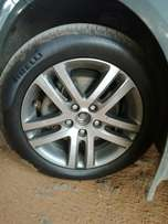 Looking For 205/55 R16 Mag For Volkswagen Touran