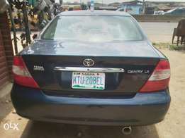 Super Clean First body Toyota Camry 2003 model
