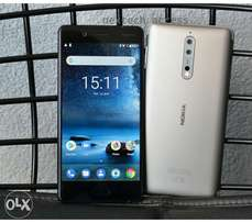 Nokia 8 Brand new and sealed in a shop with warranty