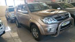 2008 Toyota Fortuner 3.0 D4D 4X4