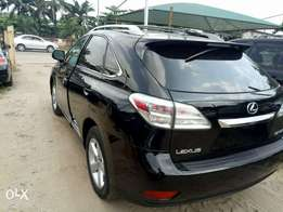 Foreign Used Lexus RX350 fullest option for sale.
