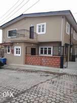 To let: Lovely 4 bedrooms semi detached duplex at IKOSI by TVC, Ketu