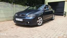 Opel astra turbo coupe 65k or swap for why