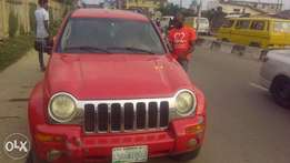 Jeep liberty 2004 model for fast sell