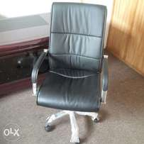 New Fancy Leather Office Chair