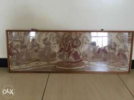 Traditional Indian Frames