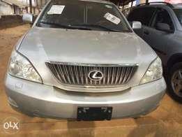 Too clean tokunbo rx330. Buyer call only