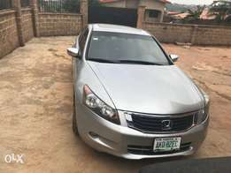 Honda Accord 08 available for sale Nija nearly used