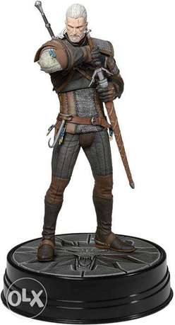 Geralt Deluxe Figure - The Witcher 3
