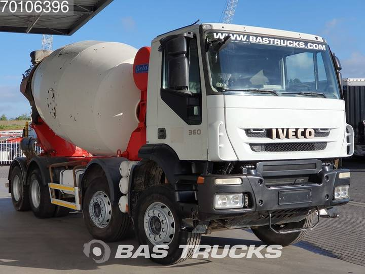 Iveco Trakker AD340T36 8X4 Manual Big-Axle Steelsuspension Euro 5 - 2012 - image 3
