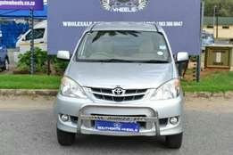 2007 Toyota Avanza in good condition