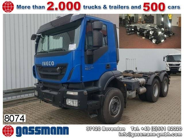 Iveco Trakker AT260T41 6x4, Intarder - 2014