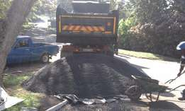 Tarring Contractors in Durban,Suppliers and Installers