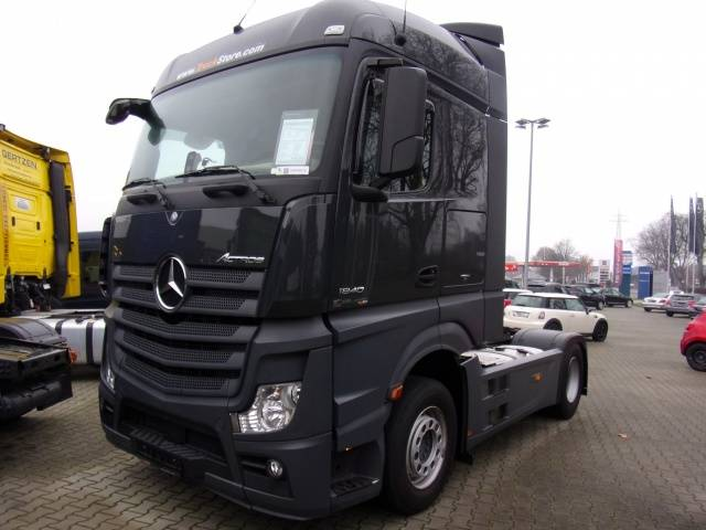 Mercedes-Benz Actros 1840 LS, SZM, Stream Space, Retarder, - 2014 - image 2