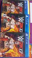 New Wwe2k17 ps4 for sale
