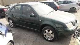 2001 VW Jetta 4 automatic stripping for spares