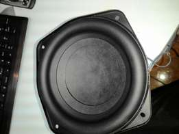 High fidelity bass speaker. LG make.