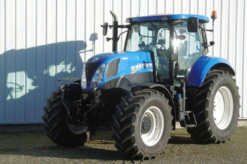 New Holland T7.200 Autocommand - 2012