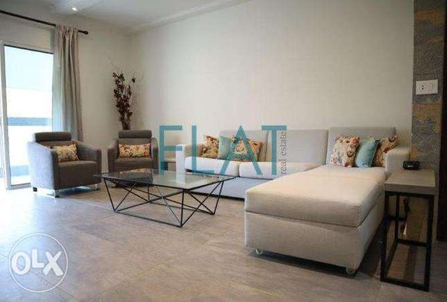 Fully furnished &decorated apartment for sale in Dik EL Mehdi FC9316