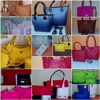 Lovely handbags, variety of colours to choose from ,three per pack