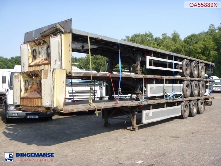 SDC Stack - 3x platform trailer - 2004