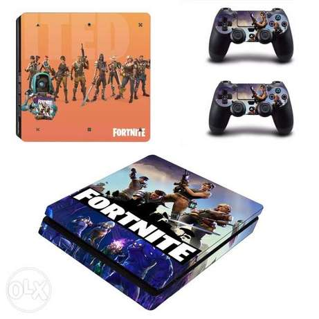 Fortnite ps4 skin - delivery all over lebanon