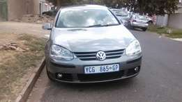 2008 VW Golf 5 TDI 1.9 DSG