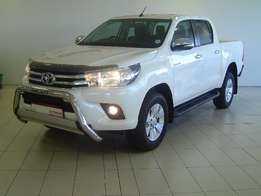 2016 Toyota Hilux 2.8GD-6, 4x2 Manual,